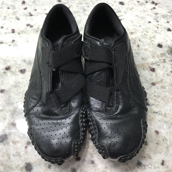 59c22ed0b88 PUMA Mostro Perf Leather Sneakers. M 5b99b854aaa5b89b05dded0e